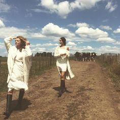 ..Fashion Quarterly, photographed by Sally Ann Mullin.