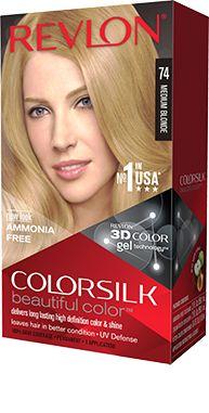 Hair Color Shades | Revlon Colorsilk