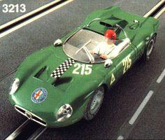 Fleischmann Alfa Romeo tipo 33 Periscopica 3212 green