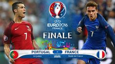 The Euro 2016 final on Sunday sees a match between hosts France and Portugal  that will unleash a clash between one of the world s greatest players ever  ... af5c1121d26b6