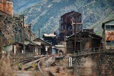 日本のオススメ廃墟15選    足尾銅山跡(栃木県)