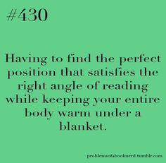 Truly a challenge on cold winter days (or nights).