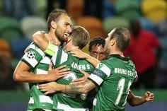 'Leões' somam a maior vitória numa eliminatória da prova 'rainha' do futebol português desde 1970. A entrada dos 'três grandes' na Taça de Portugal traz um