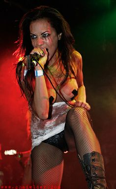 carla harvey butcher babies | ... Angeles Music Photography - Butcher Babies 4 | Flickr - Photo Sharing