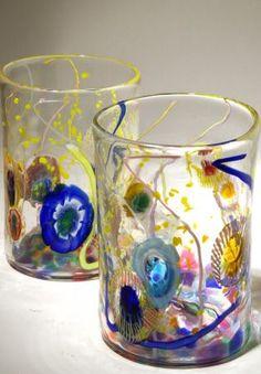 Art Glass Vase from Kela's...a glass gallery on Kauai