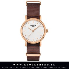 30mm #Tissot Everytime Nato💫 In store at klocktrend.se #tissot #swiss #dam
