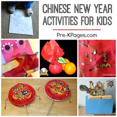 10 Chinese New Year Activities To Use In Your Preschool Classroom