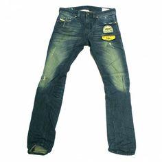 055b6a83 24 best Diesel Braddom Jeans at Designer Man images | Carrot ...