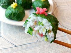 家事えもん 小松菜寿司