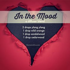 In the Mood Diffuser blend                                                                                                                                                                                 More