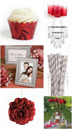 wedding-color-palette-gray-red