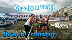 grazie a tutti per la partecipazione a breve ri organizzeremo l'allenamento in spiaggia