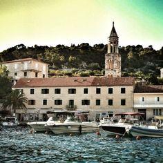 Hvar, Hvar Island. Croatia