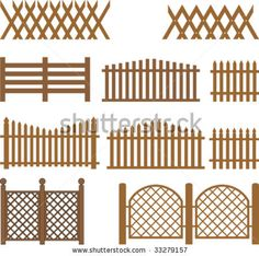 Google Image Result for http://image.shutterstock.com/display_pic_with_logo/343918/343918,1246988891,4/stock-vector-vector-wooden-fences-33279157.jpg