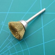 Axial Brass Brushes set of 3