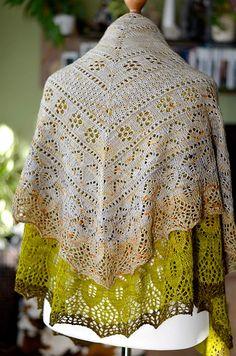 Ravelry: Autumn blossom pattern by Sandra Schmieding