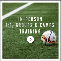 get trained by Global Futbol Training staff or Jeremie Piette Skill Training, Soccer Training, Training Tips, Athletic Scholarships, Scholarships For College, Soccer Practice, Soccer Skills, College Soccer, Soccer Moms
