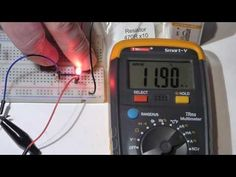 Parallel versus series resistance current measured with a multimeter