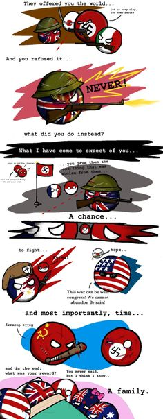 Out of all the Polandball comics, I love this one the most