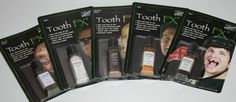 Tooth FX special effects makeup for your teeth by Mehron