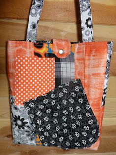 The Scrap Sack by GusandBeckys on Etsy