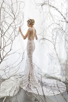 Mira Zwillinger Whisper of Blossom Collection | SouthBound Bride…
