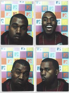 """"""" but the media doesn't show this side of kanye . Arte Hip Hop, Hip Hop Art, Photo Wall Collage, Picture Wall, Kanye West Style, Kid Cudi, My Vibe, Poses, Look At You"""