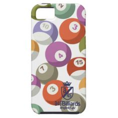 a45Billiards Original  iPhone 5 case