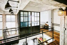 Tumblr's founder's loft - Brooklyn