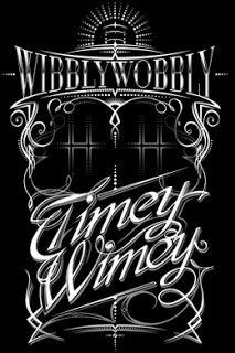 Wibbly-Wobbly Timey-Wimey Stuff and Nonsense: Wibbly Wobbly Timey Wimey Nerd Girl T-shirt