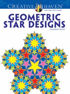 <P>Escape to a galaxy of 31 mesmerizing star patterns: stars within stars, interlacing stars, polyhedra-like configurations, and other exciting designs. Perforated pages, printed on one side only for easy removal and display.</P>