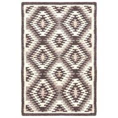 Dash & Albert Nordic Kilim Wool Woven Rug