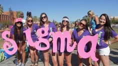 "Greek Letters | Sigma Kappa | Sorority name, love it.. gotta do this in ""kappa"""