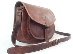 Victorian Leather Cross Body Bag Camera Case by renaissanceart100, $27.00