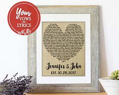 WEDDING PRESENT Poison Idea vintage Dictionary page Personalised First Dance