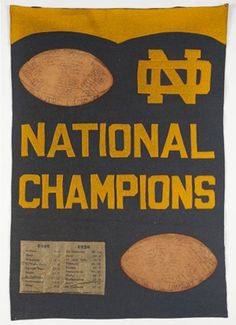Time is right to sell piece of Notre Dame football lore 1078c299f