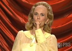 Saturday Night Live :) Kristin Wiig