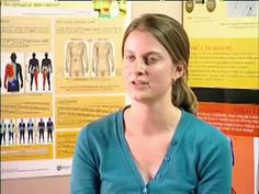 Melanoma spread pattern model - TEACHING RESOURCE. Hayley Reynolds, from the Auckland Bioengineering Institute, is developing a computerised 3D model of the body that will help doctors predict where a patient's cancerous melanoma cells are more likely to spread. Melanoma develops in skin cells, but can metastasise (spread) from the skin to other sites in the body. Auckland, Doctors, The Cure, Teaching, 3d, Digital, Model, Pattern