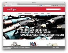 Maringer Binoculars, Website