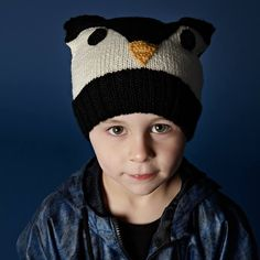Ok since my last post that beanie has sold out in our Easter sale... but this cute little penguin style is still waiting for a new home! See WINTER SALE section on our website and enter code EASTER for 50% off the sale price... ends midnight x #acornkids #kidsbeanies #eastersale