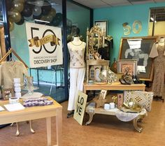 #DiscoveryShop #Burbank #California #AmericanCancerSociety #50years #GoldenAnniversary #Shopping #Resale #MyDiscoveryShop