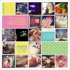 MissMint Instagram Template Collage2