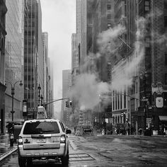 steamy Madison Avenue new york city 2013