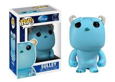 Pop! Disney - Sulley   Funko