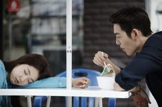 Kim Woo-bin and Park Shin-hye's first meeting in Heirs » Dramabeans » Deconstructing korean dramas and kpop culture