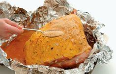 Baked Sugar-glazed Whole Gammon | Recipes | Delia Online