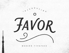 "Check out new work on my @Behance portfolio: ""Favor"" http://be.net/gallery/50242871/Favor"