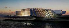 The Seoul Performing Arts Center (Korea) | Futuristic Architecture #FuturisticArchitectureDesign