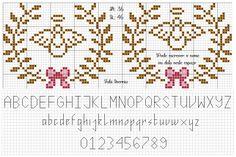 Cross Stitch Hoop, Cute Cross Stitch, Cross Stitch Patterns, Religious Cross, Knitting Charts, Knit Crochet, Shabby, Bullet Journal, Canvases