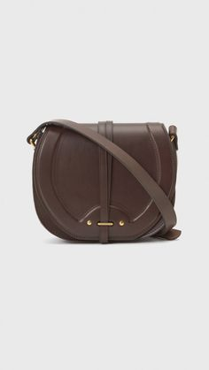 Jerome Dreyfuss Victor Satchel in Moka | The Dreslyn